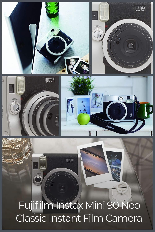 Fujifilm instax mini.