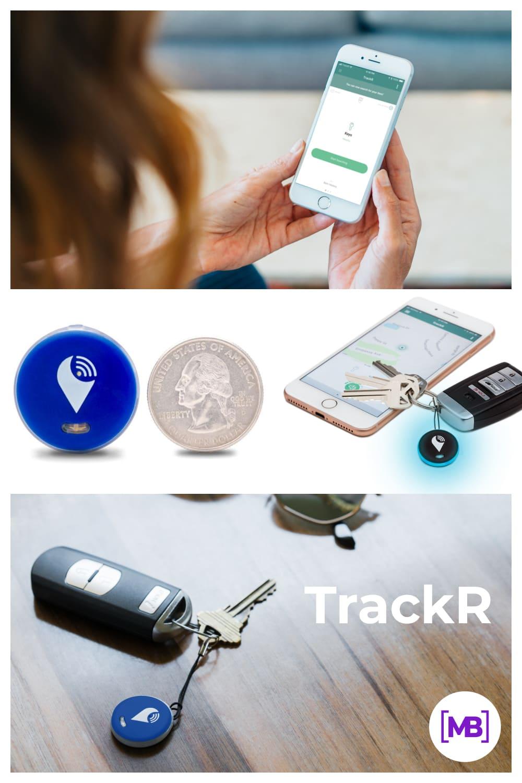 TrackR.