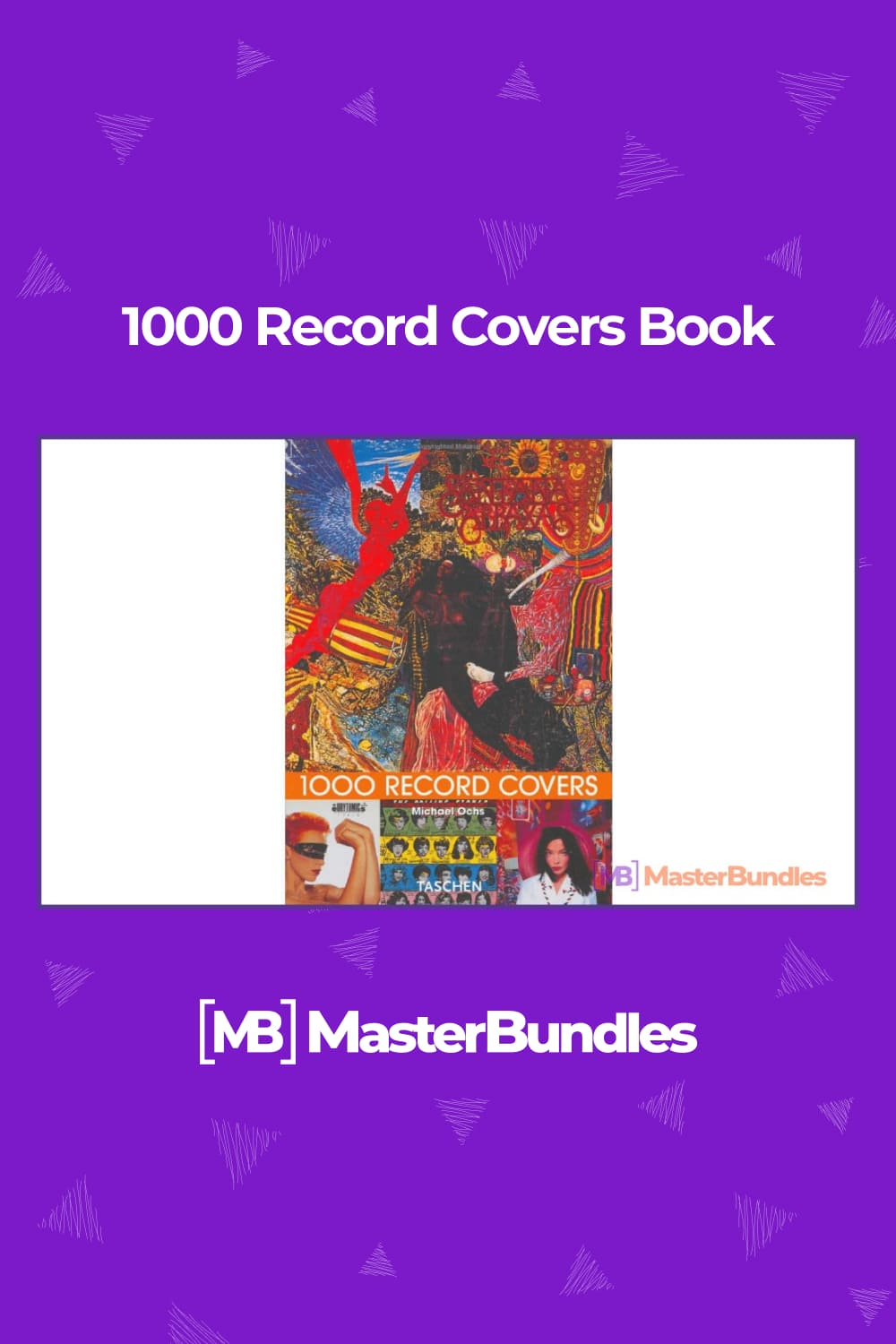 Record Covers Book.