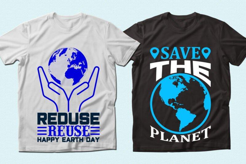 Blue planets..