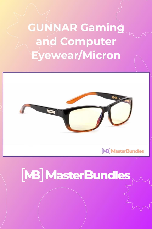 Micron Advanced Computer Eyewear.
