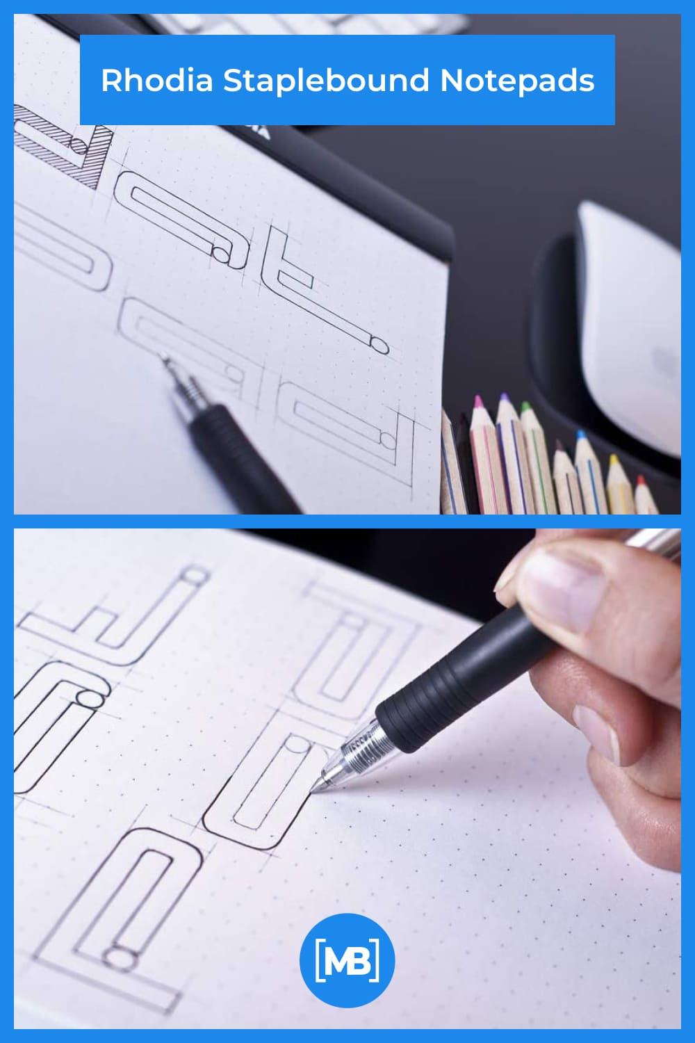 hodia are a premium notepad, notebook and stationery brand.