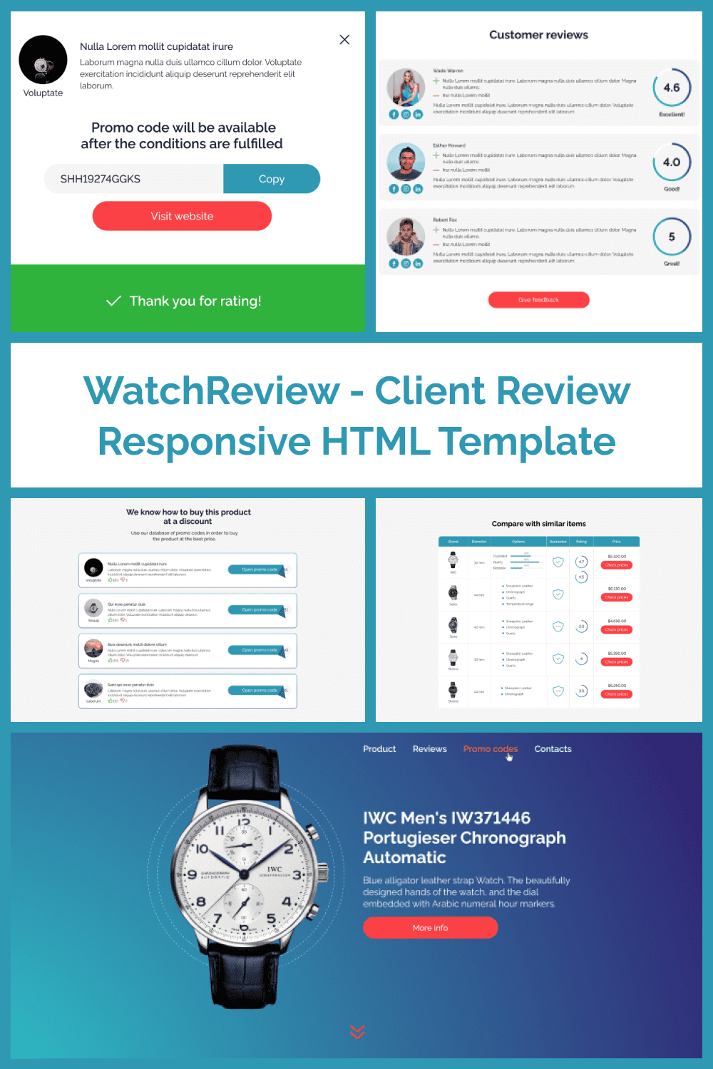 A stylish and easy-to-use template that is indispensable when creating a business.