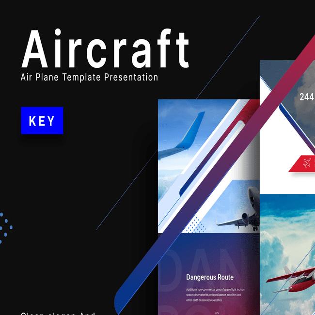 Aircraft Presentation main cover.