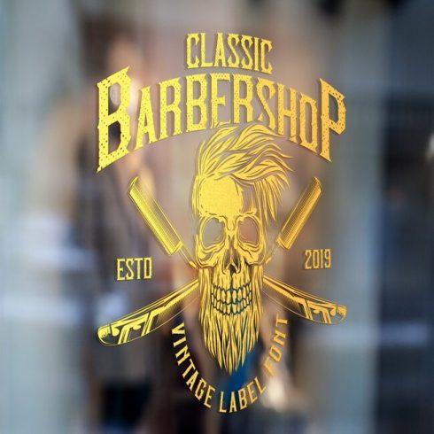 Classic BarberShop Example.