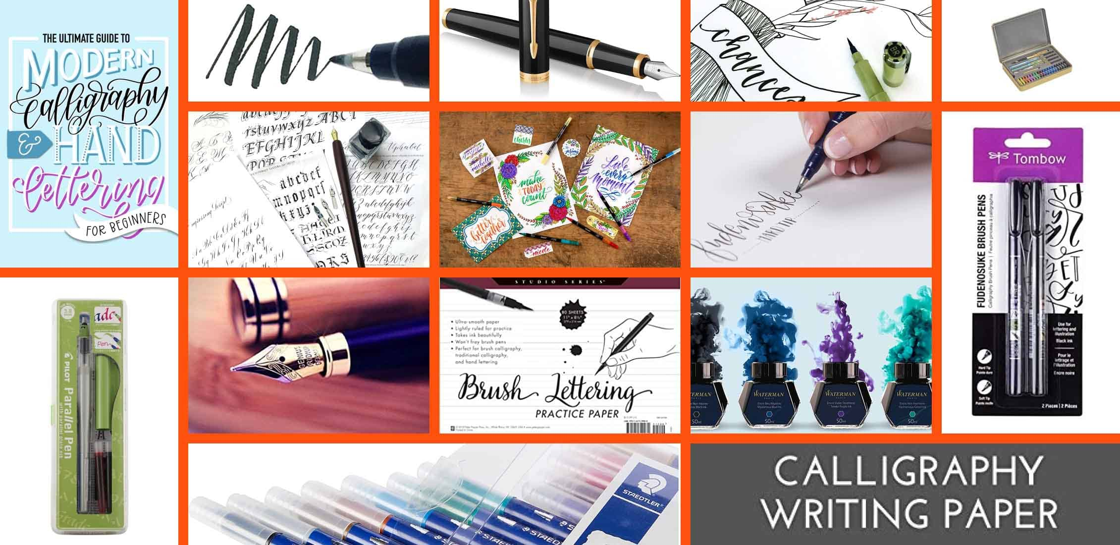 Best Calligraphy Pens for Beginners 2021 Example.