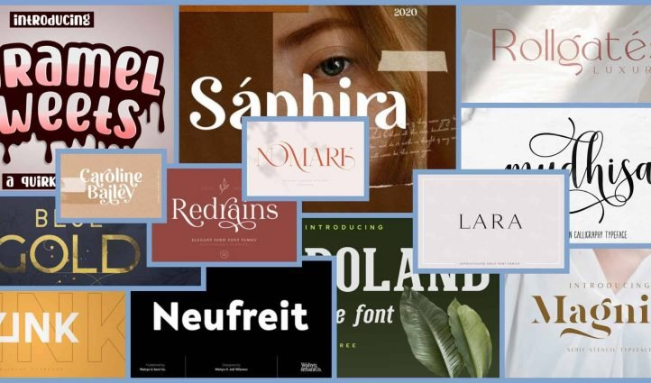 Best Fonts for PowerPoint Example.
