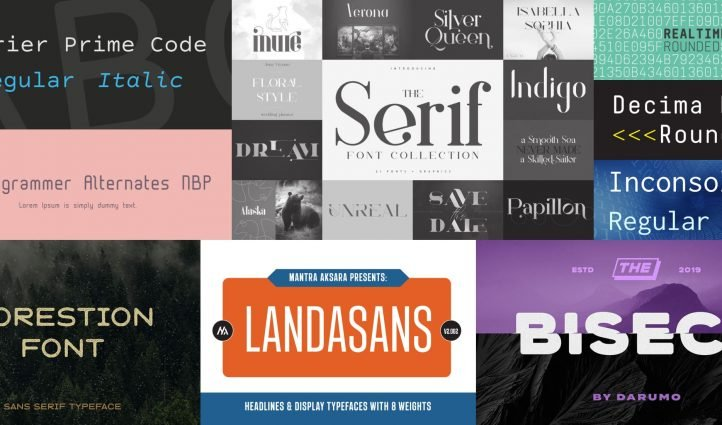 Best Programmer Fonts Free and Premium Fonts Post Example.