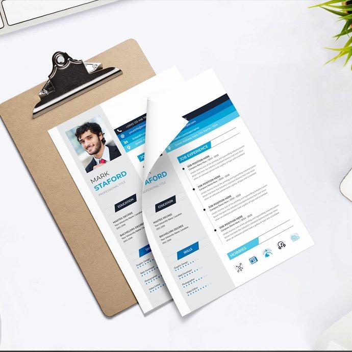 Resume Design cover image.