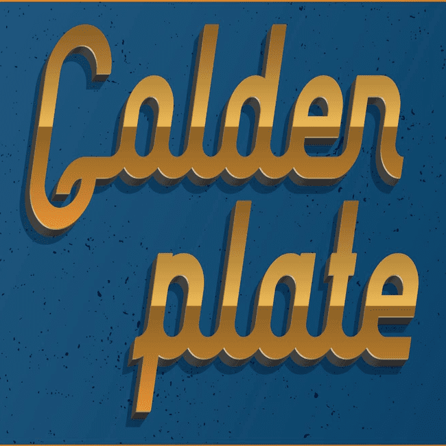 Metal Plate cover image.