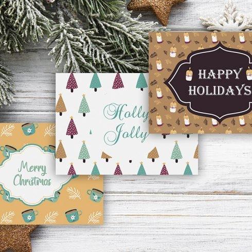 Christmas Greeting Cards main image.