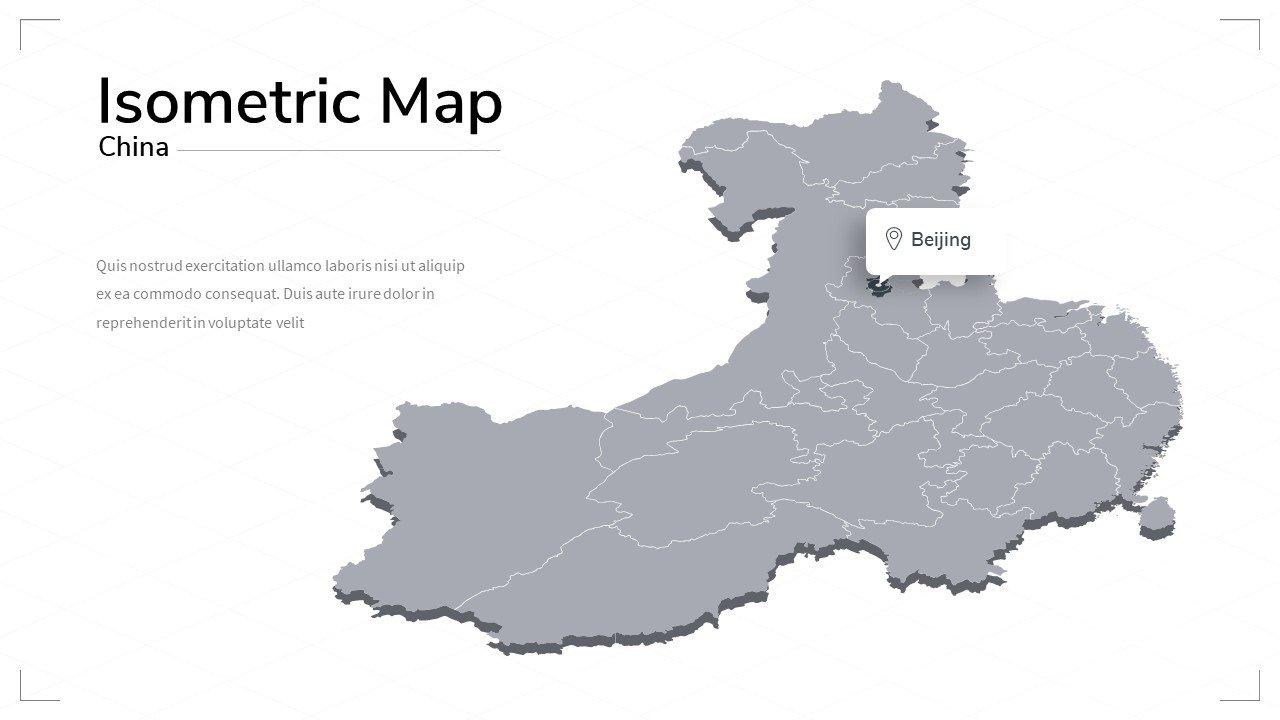 Big China map.