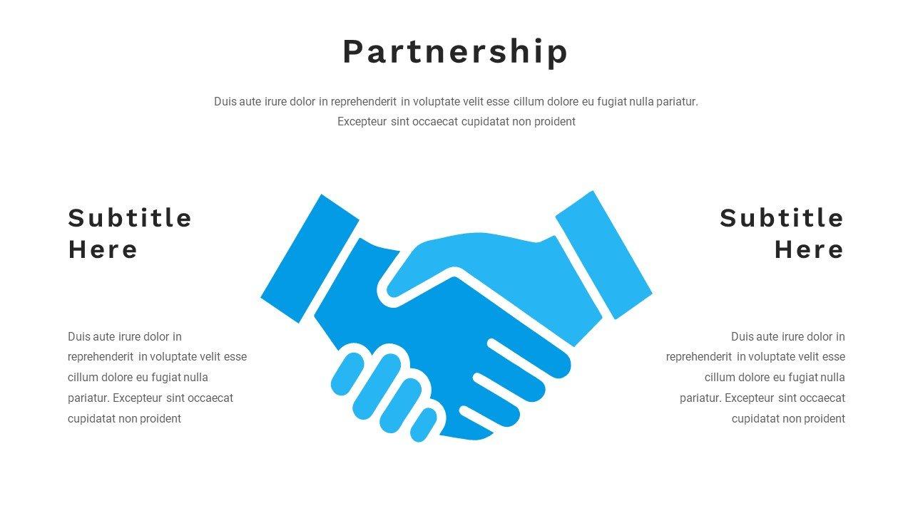 Slide as a variant of a gentlemen's agreement.