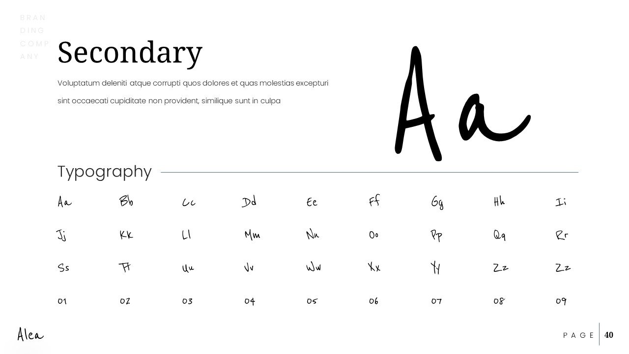 Words view in italic style.