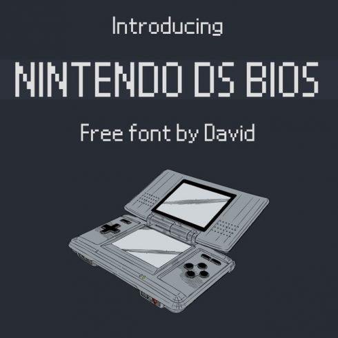 01 FRee nintendo font main cover.