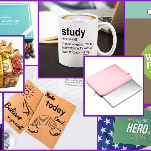 30+ Best Back to School Gifts 2021 for Teachers, Students and Kids