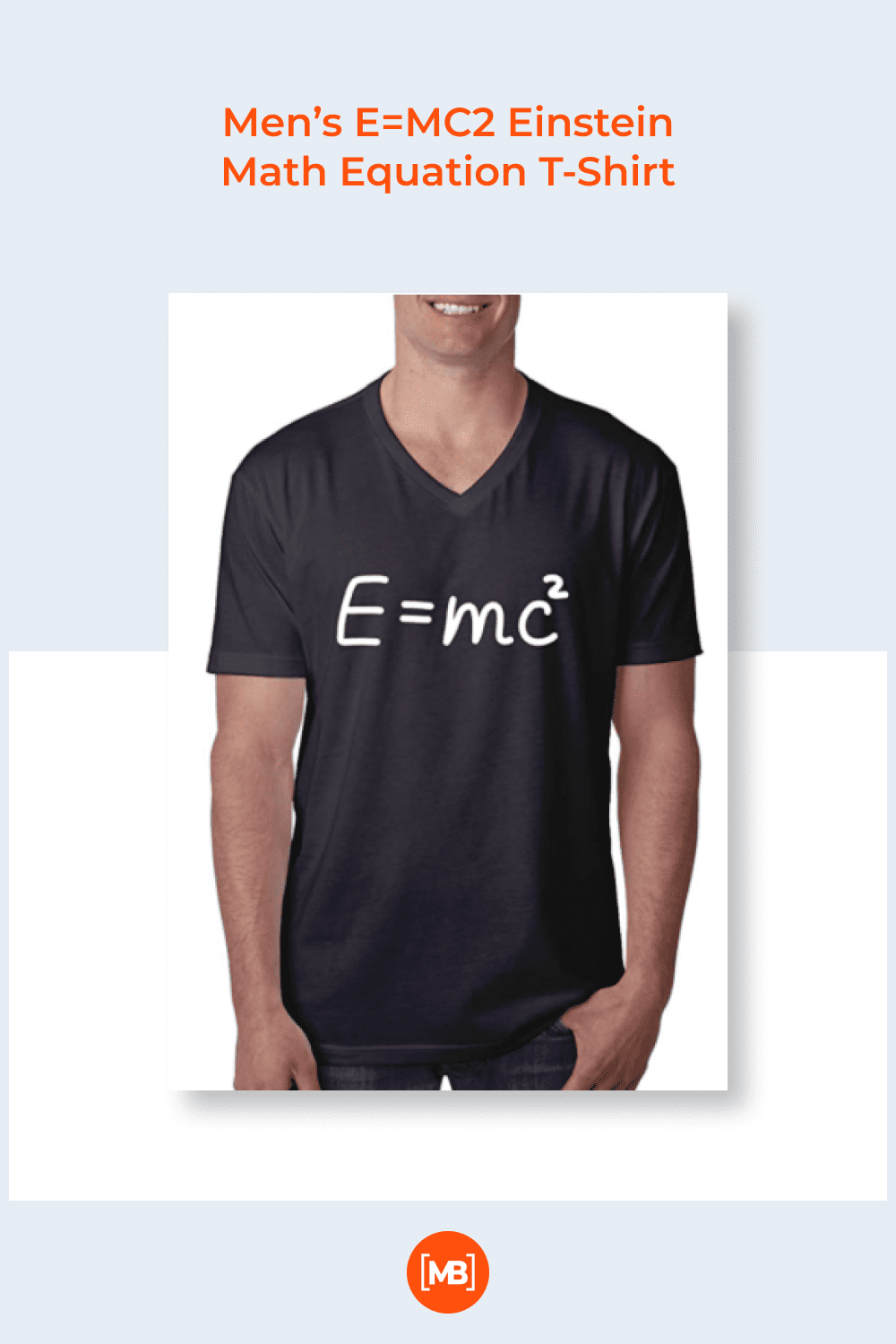 Classic black mens T-shirt with creative font lettering.