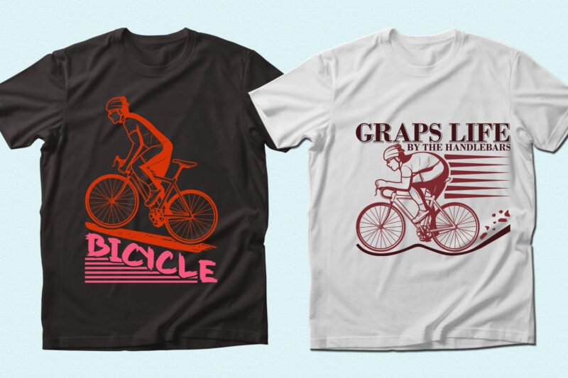 T-shirts with trendy and high-quality illustrations.