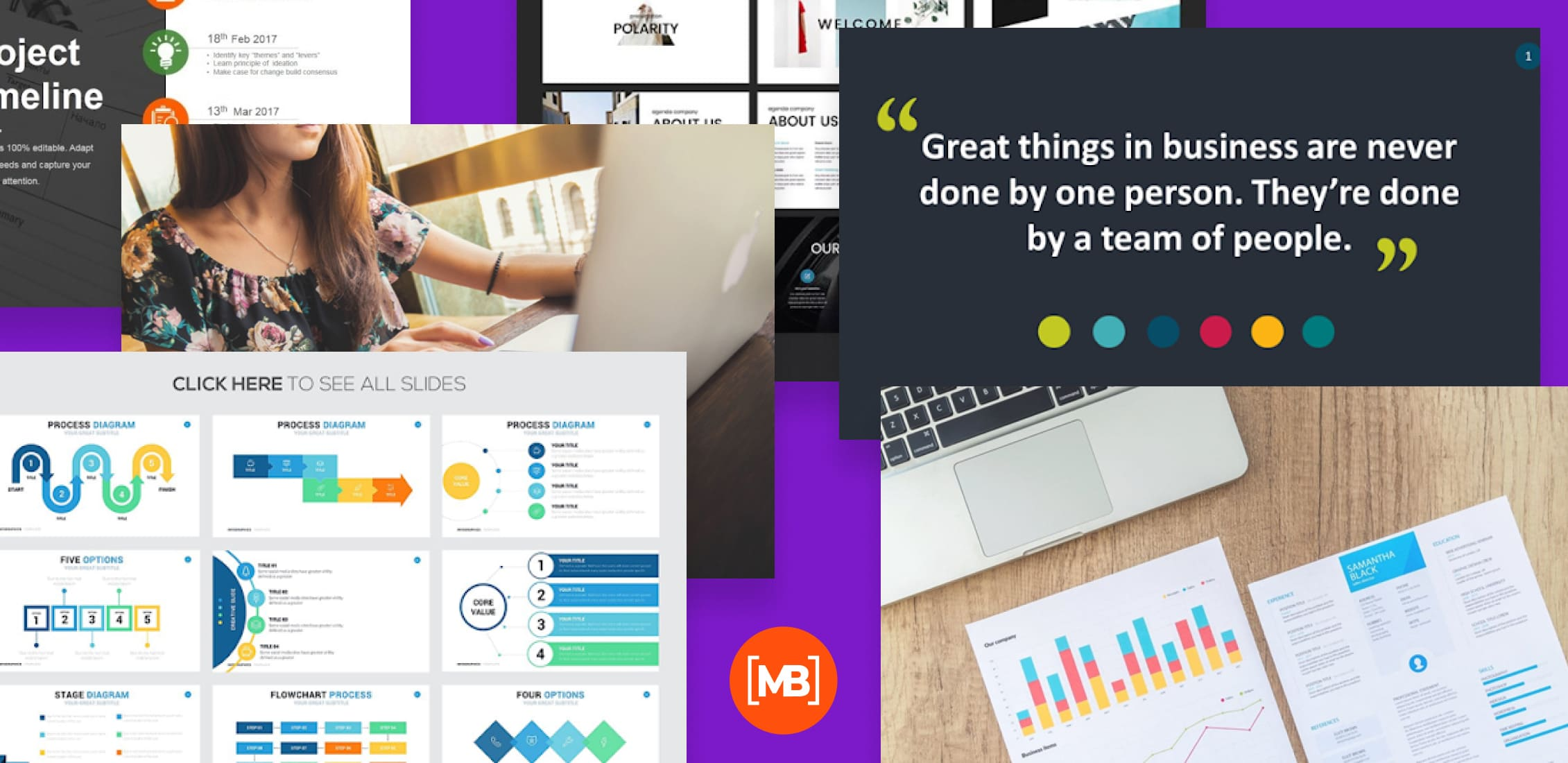 Creative Ideas and Tips to Design Your PowerPoint Presentation Example.