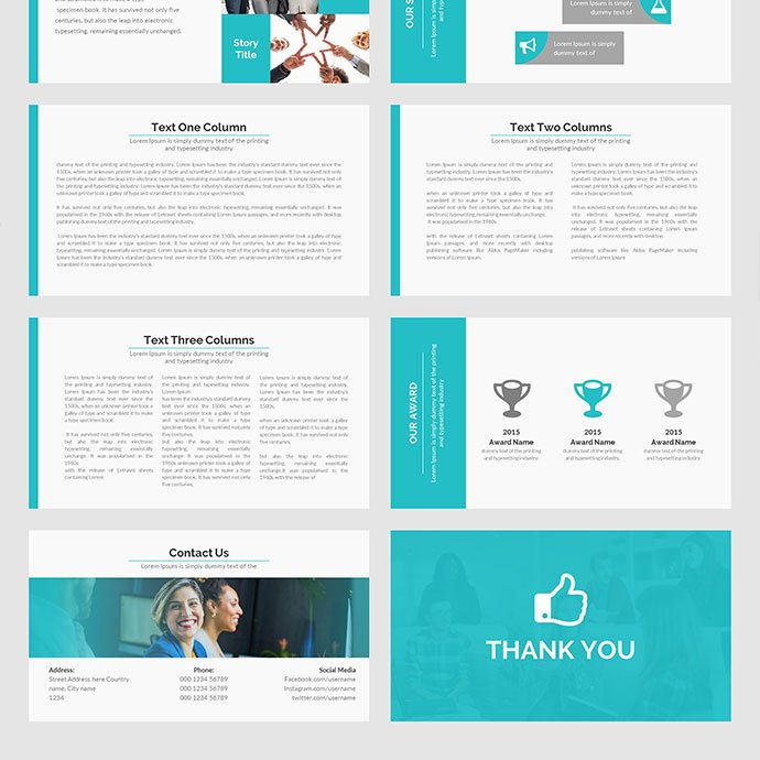 This is a great blog or flyer template.