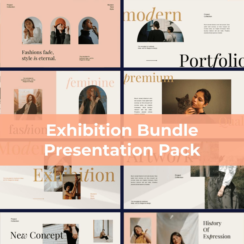 Exhibition Bundle Presentation Pack main cover.