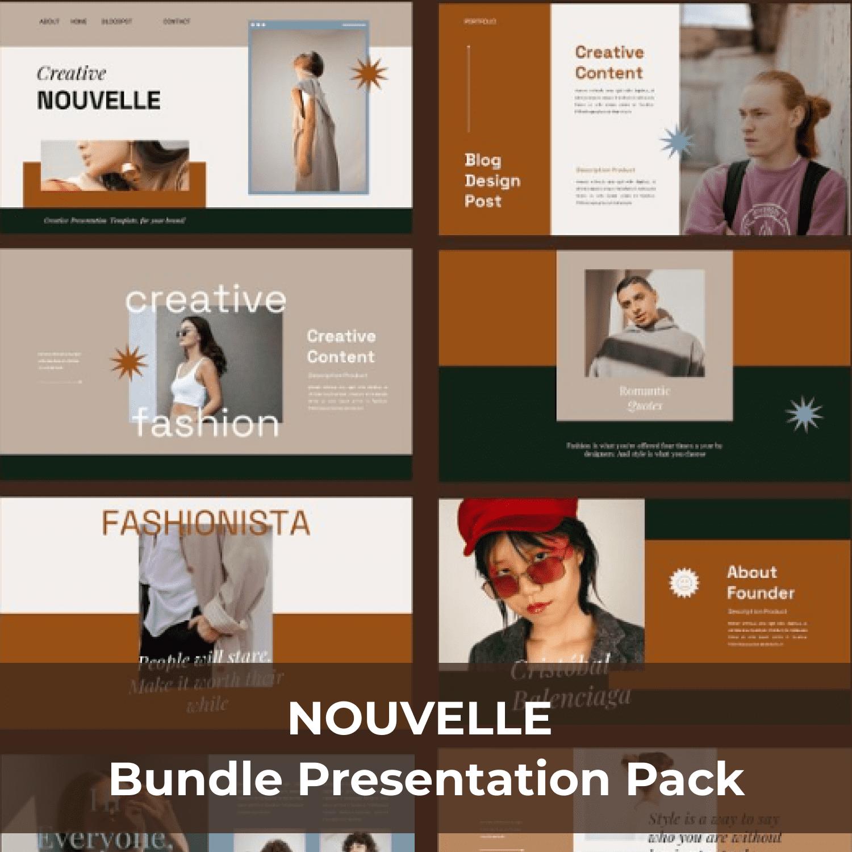 NOUVELLE Bundle Presentation Pack main cover.