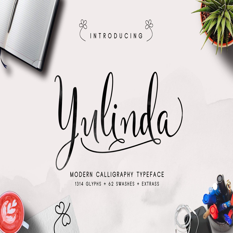 Yulinda Script main cover.