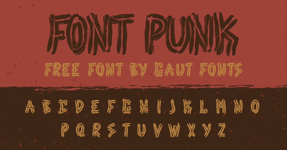 A vintage typeface that's perfect for describing gladiatorial combat.
