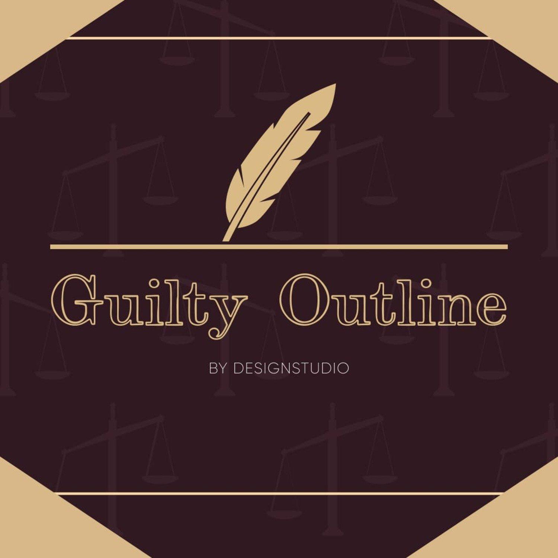 01. Guilty Outline Serif Font 1100 x 1100 1