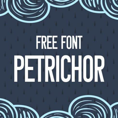 Petrichor Monospaced Sans Serif Font Example.