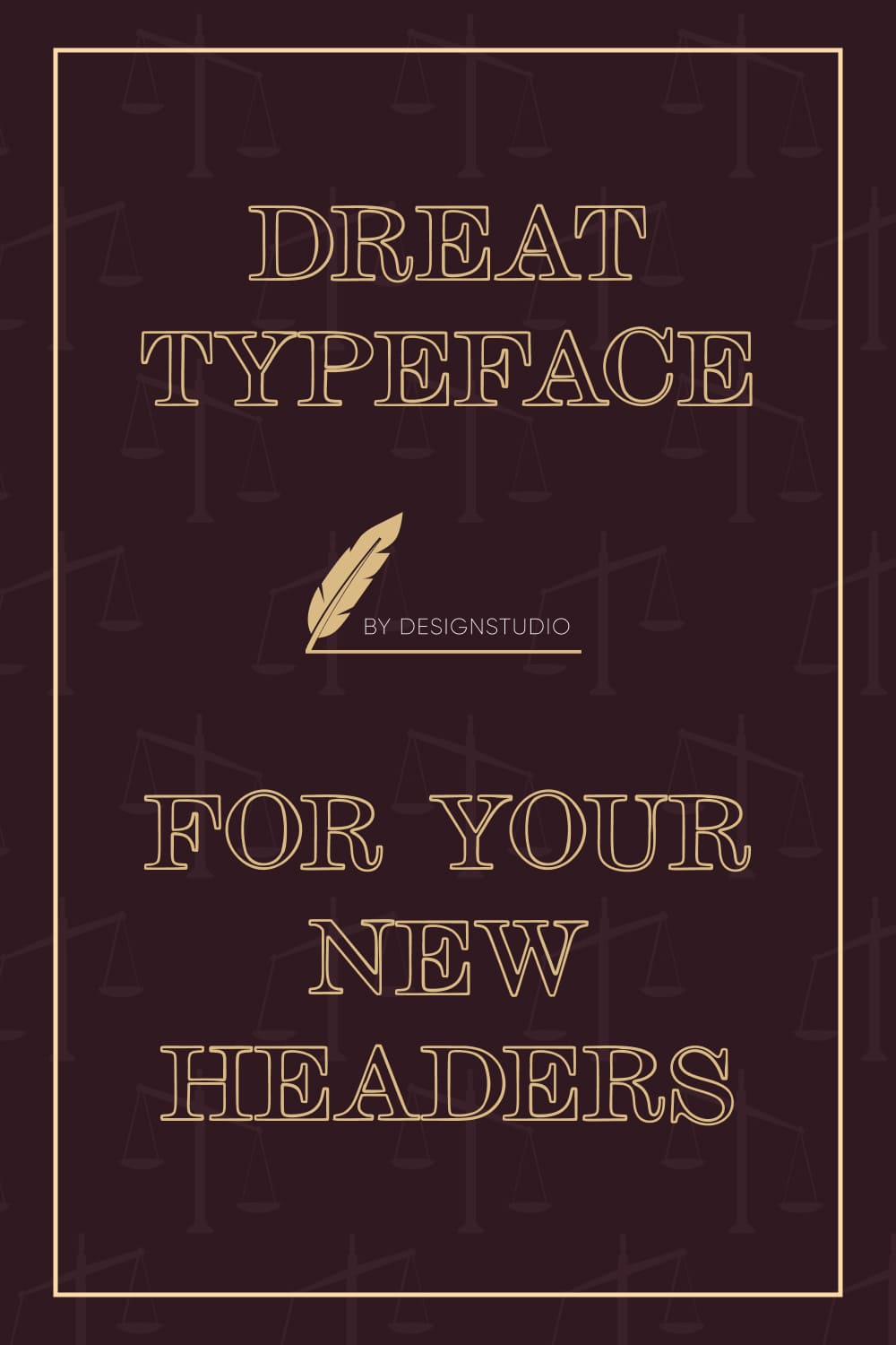 Meadow Handwriting Font Pinterest Preview.