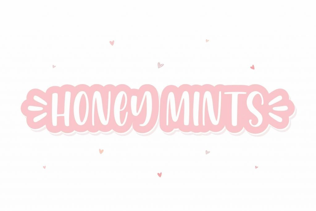 Honey Mints Pink Preview for Facebook.