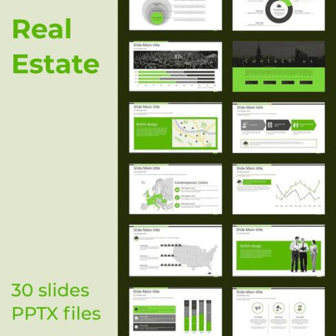 Real Estate Postcard Template No.1