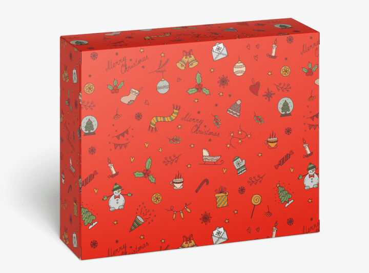 This is a great option for holiday paper.