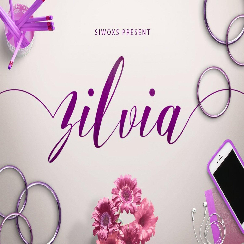 Zilvia main cover.