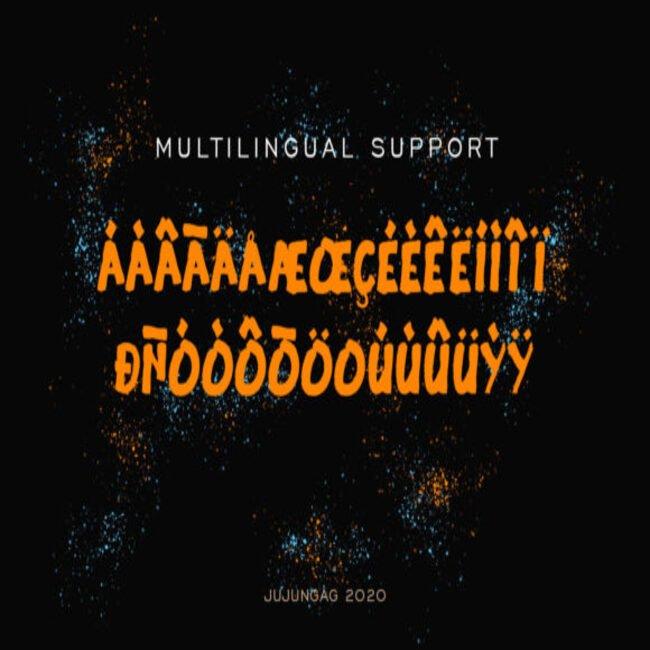 Burrick Fonts cover image.