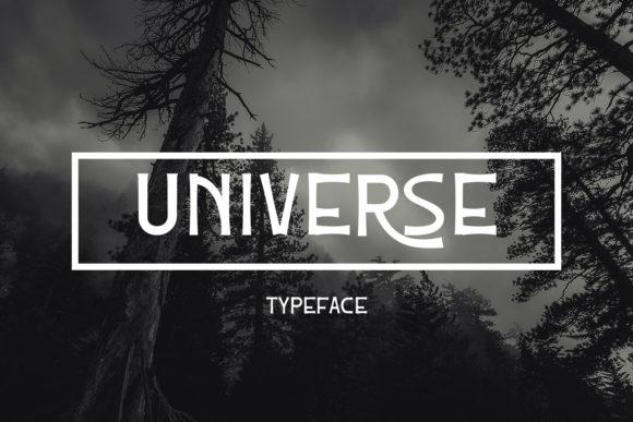 Stylish and slightly mystical font.