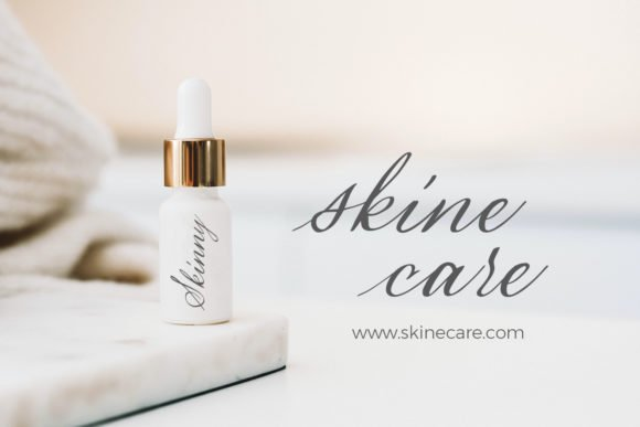 Care about your brand with Malena font.