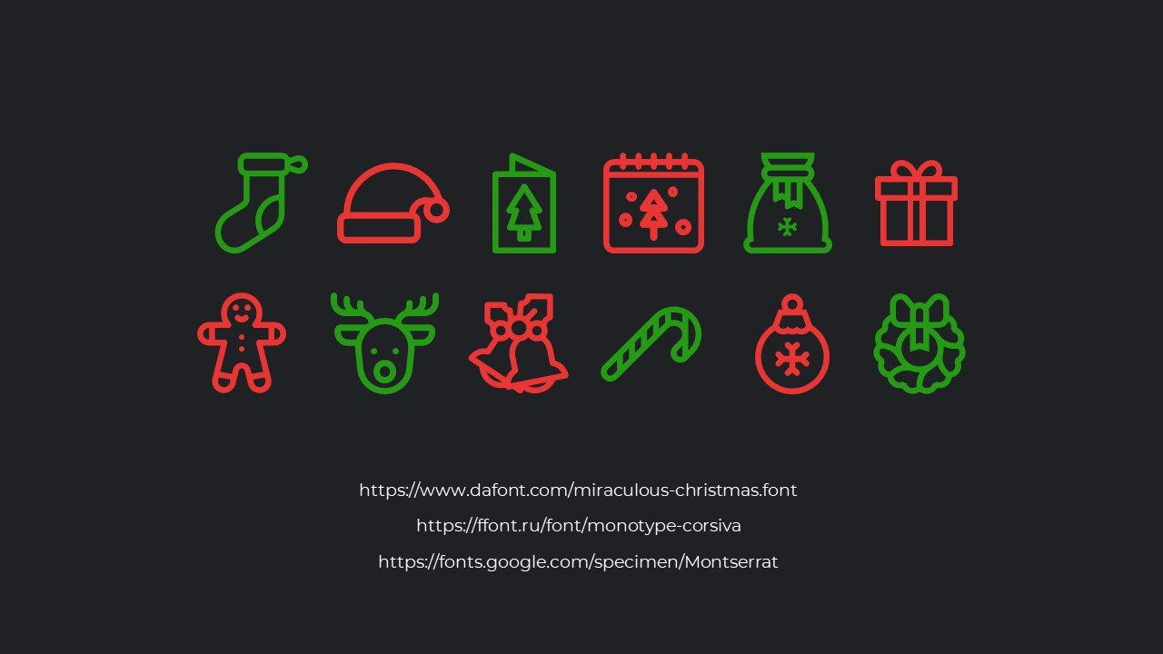 The collection of templates includes thematic colored icons.