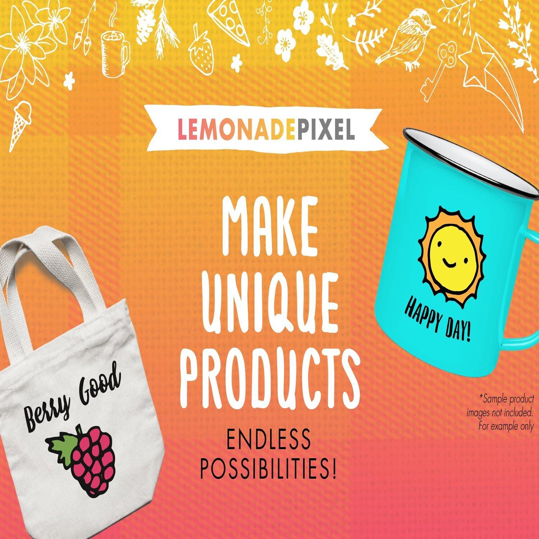 Laurels and Floral Frames Pack cover image.