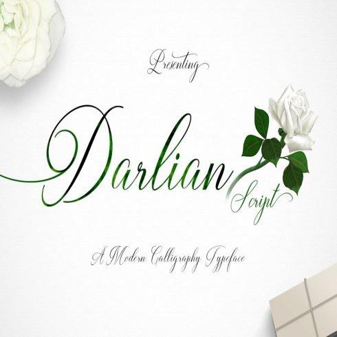 Darlian Script main cover.