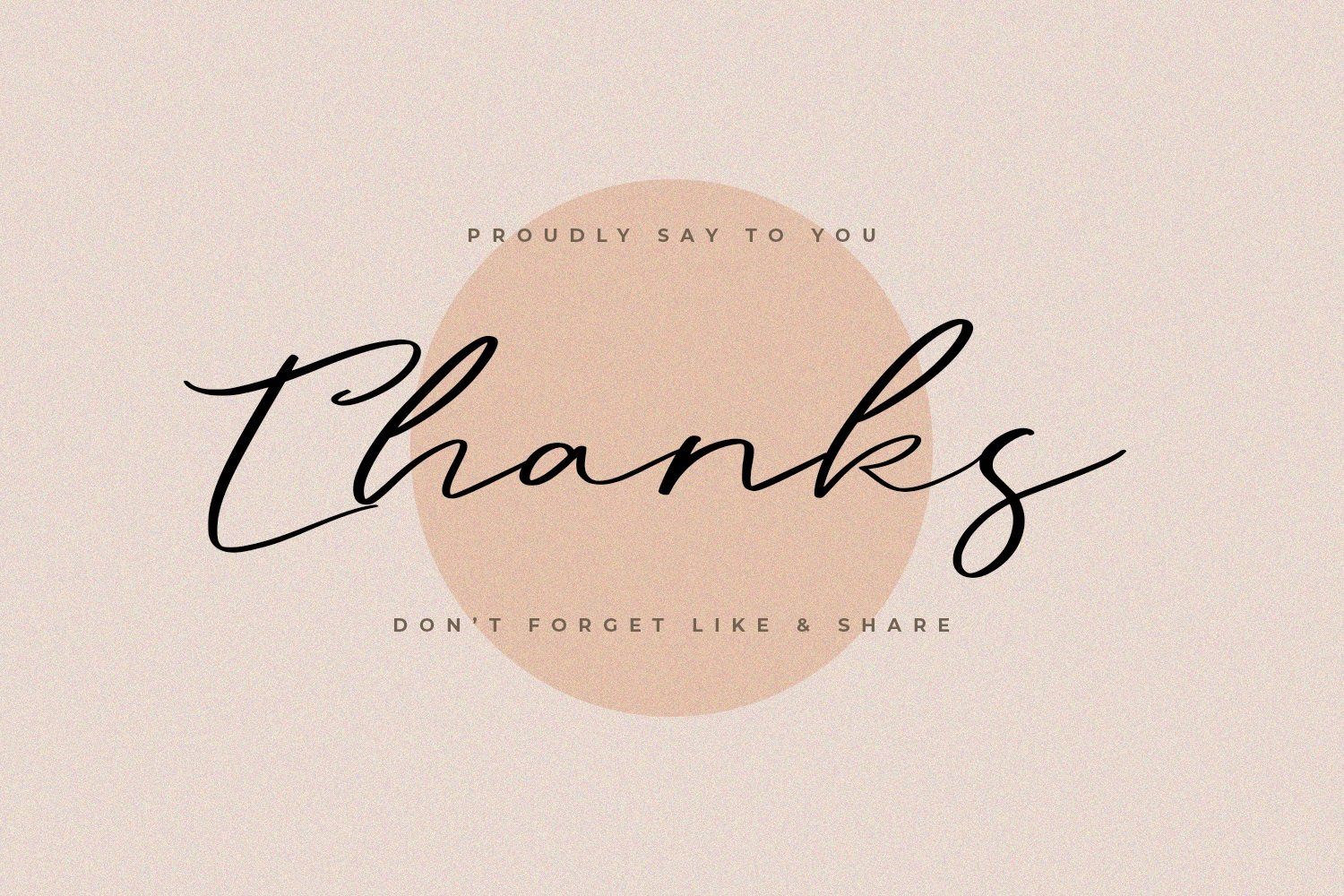 Convey the tenderness and beauty of your product with this font.