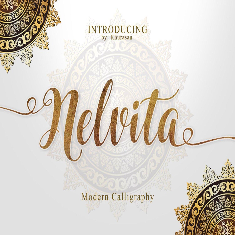 Nelvita Script main cover.