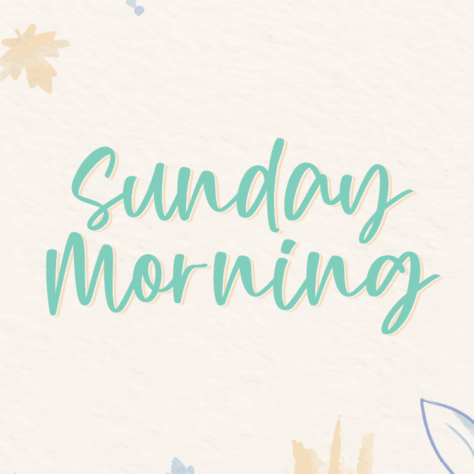 Sunday Morning – A Handwritten Script Font cover image.