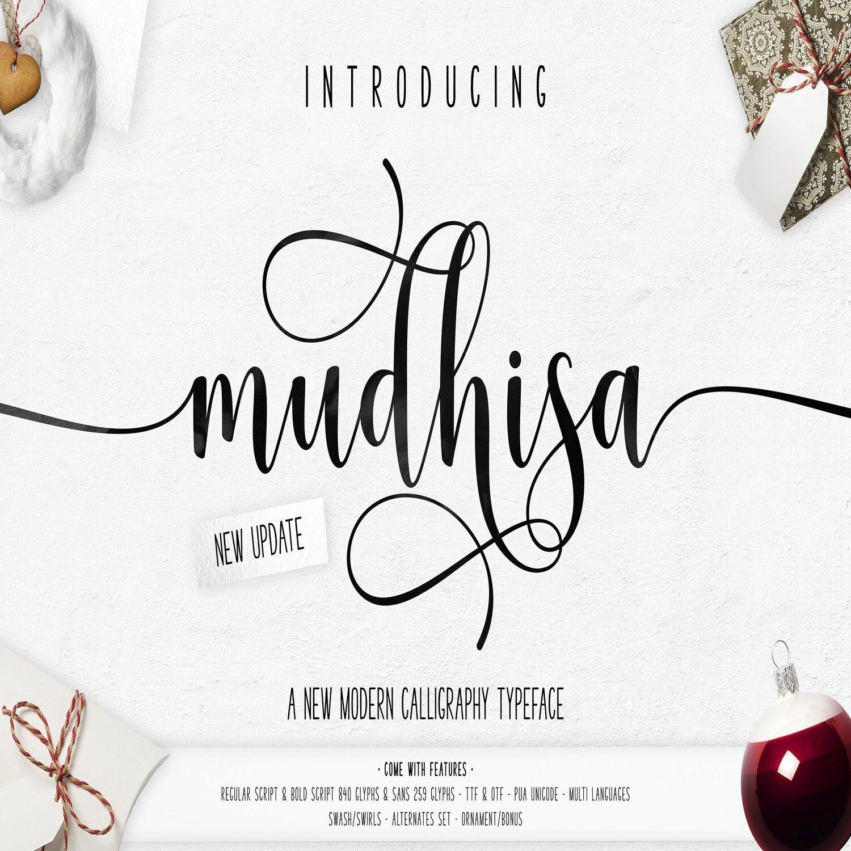 Mudhisa Script | 4 Version main cover.