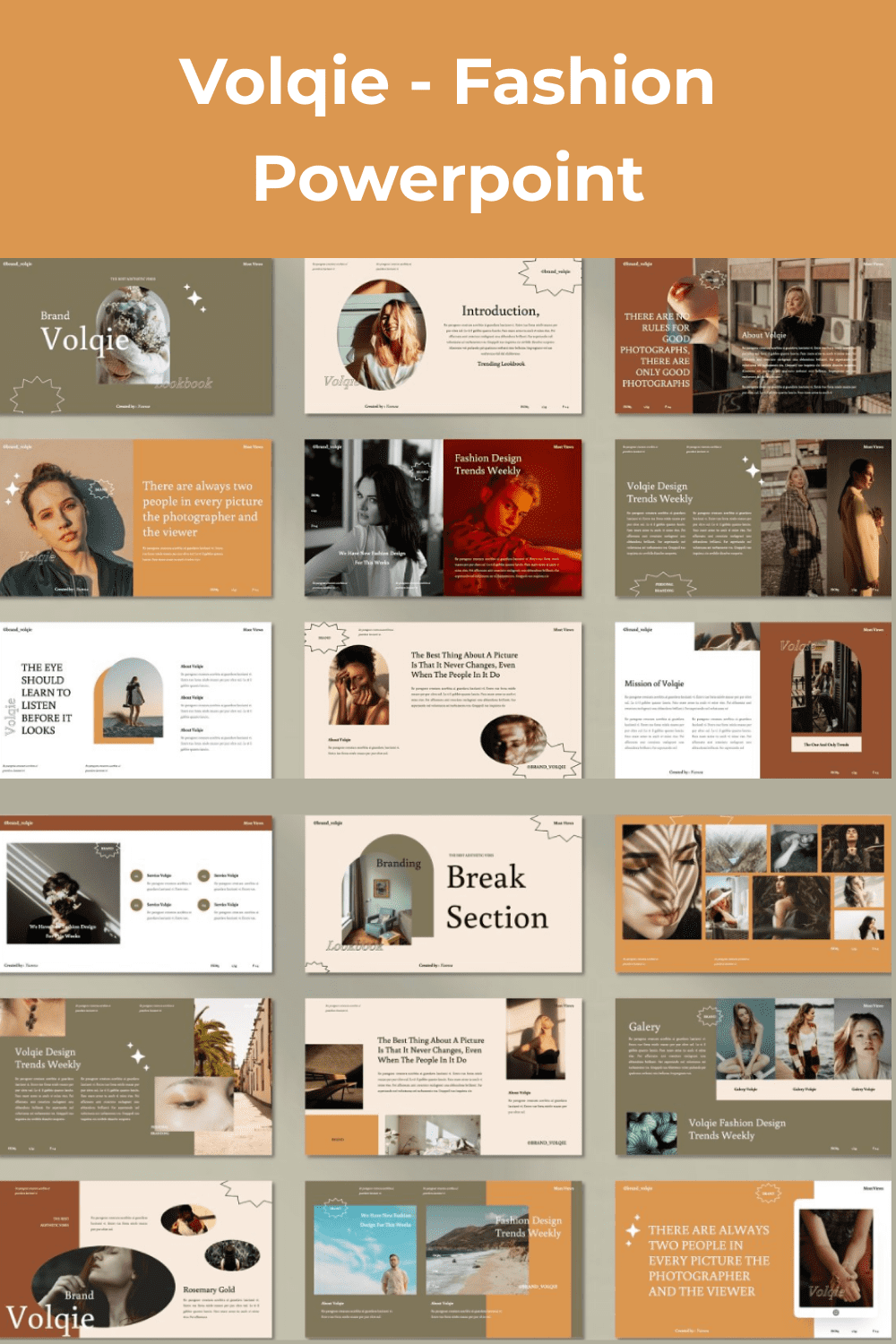 Colors and shapes combo created a special place for your presentation.