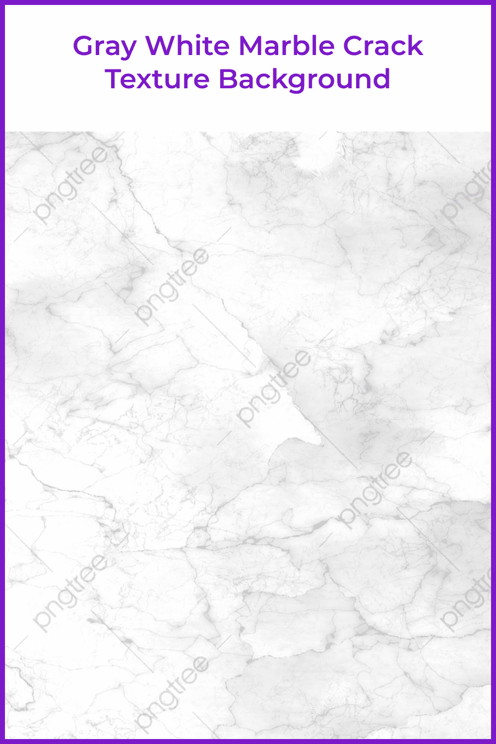 Gray white marble crack texture background.