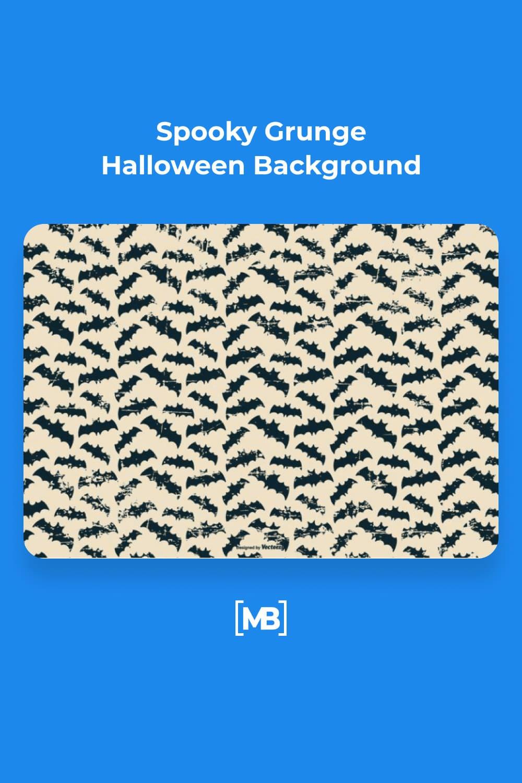 15 Spooky Grunge Halloween Background