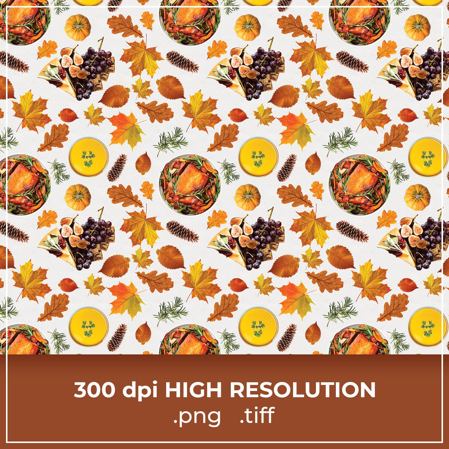 Free Thanksgiving Background Images cover image.