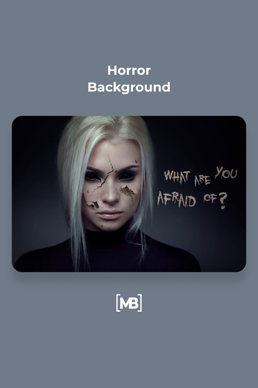 22 Horror Background